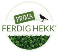Kjøp ullvoksne hekkplanter online Logo